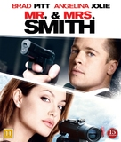 Mr. & Mrs. Smith - Danish Movie Cover (xs thumbnail)