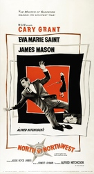 North by Northwest - Movie Poster (xs thumbnail)
