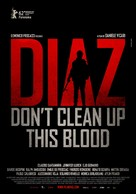 Diaz: Don't Clean Up This Blood - Movie Poster (xs thumbnail)