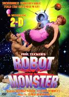 Robot Monster - DVD cover (xs thumbnail)