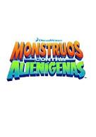 Monsters vs. Aliens - Spanish Logo (xs thumbnail)