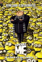 Despicable Me - New Zealand Movie Poster (xs thumbnail)