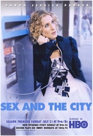 """Sex and the City"" - Movie Poster (xs thumbnail)"
