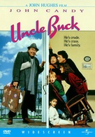 Uncle Buck - DVD cover (xs thumbnail)