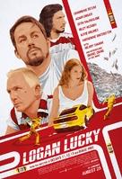 Logan Lucky - British Movie Poster (xs thumbnail)