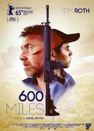 600 Millas - French Movie Cover (xs thumbnail)