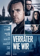 Our Kind of Traitor - German Movie Poster (xs thumbnail)
