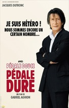 Pédale dure - French Movie Poster (xs thumbnail)