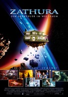 Zathura: A Space Adventure - German Movie Poster (xs thumbnail)