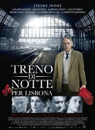 Night Train to Lisbon - Italian Movie Poster (xs thumbnail)