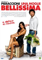 Moglie bellissima, Una - Italian poster (xs thumbnail)