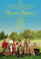 Moonrise Kingdom - Swiss Movie Poster (xs thumbnail)