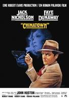 Chinatown - German Movie Poster (xs thumbnail)