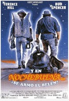 Botte di Natale - Spanish Movie Poster (xs thumbnail)