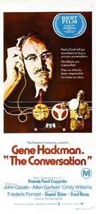 The Conversation - Australian Movie Poster (xs thumbnail)