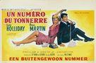 Bells Are Ringing - Belgian Movie Poster (xs thumbnail)