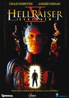 Hellraiser: Inferno - German Movie Poster (xs thumbnail)