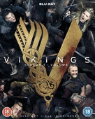 """Vikings"" - British Blu-Ray movie cover (xs thumbnail)"