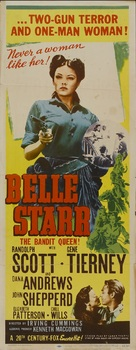 Belle Starr - Movie Poster (xs thumbnail)