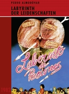 Laberinto de pasiones - German Movie Poster (xs thumbnail)