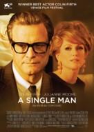 A Single Man - Norwegian Movie Poster (xs thumbnail)