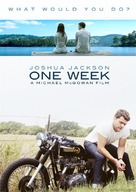One Week - DVD cover (xs thumbnail)