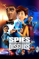 Spies in Disguise - Video on demand movie cover (xs thumbnail)