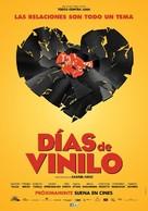 Días de vinilo - Argentinian Movie Poster (xs thumbnail)