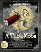 Le voyage dans la lune - Blu-Ray movie cover (xs thumbnail)