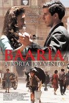 Baarìa - Brazilian Movie Poster (xs thumbnail)