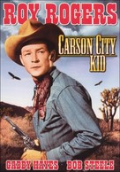 The Carson City Kid - DVD cover (xs thumbnail)
