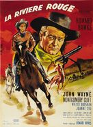Red River - French Re-release movie poster (xs thumbnail)