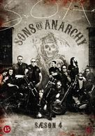 """""""Sons of Anarchy"""" - Danish DVD movie cover (xs thumbnail)"""