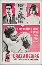 La voglia matta - Movie Poster (xs thumbnail)