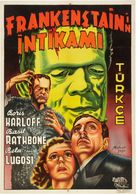 Son of Frankenstein - Turkish Theatrical poster (xs thumbnail)
