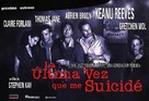 The Last Time I Committed Suicide - Spanish Movie Poster (xs thumbnail)
