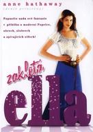 Ella Enchanted - Czech Movie Cover (xs thumbnail)