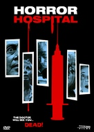 Horror Hospital - Movie Cover (xs thumbnail)