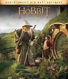 The Hobbit: An Unexpected Journey - Hungarian Blu-Ray cover (xs thumbnail)