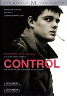 Control - DVD movie cover (xs thumbnail)