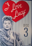 """""""I Love Lucy"""" - DVD movie cover (xs thumbnail)"""