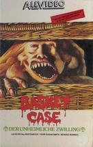 Basket Case - German VHS cover (xs thumbnail)