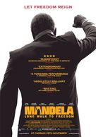 Mandela: Long Walk to Freedom - South African Movie Poster (xs thumbnail)