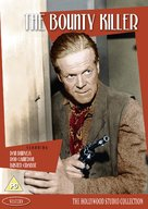 The Bounty Killer - British DVD cover (xs thumbnail)