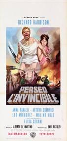 Perseo l'invincibile - Italian Movie Poster (xs thumbnail)