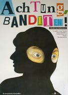 Attention bandits! - German Movie Poster (xs thumbnail)