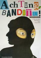 Attention bandits! - German Movie Poster (xs thumbnail)