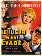 The Killer Is Loose - French Movie Poster (xs thumbnail)