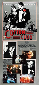 The Cotton Club - Australian Movie Poster (xs thumbnail)
