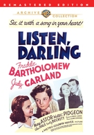 Listen, Darling - DVD cover (xs thumbnail)